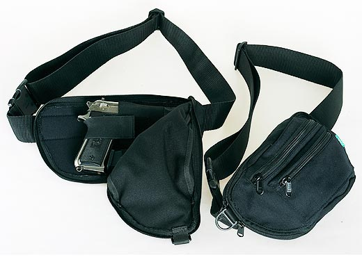 Waist pack - large